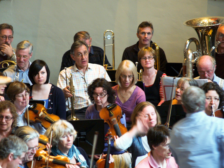 Violas and Bassoons