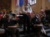 Preparing the audience: Sir Richard tells the story